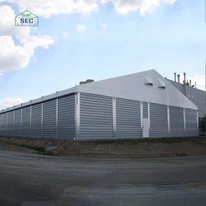 Warehouse Tent- effectively solve your storage issues
